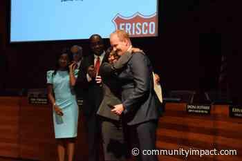 Angelia Pelham sworn in as newest Frisco City Council member - Community Impact Newspaper