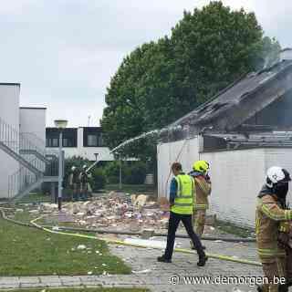 Dode en zware schade bij gasontploffing in Zele: helft woning weggeblazen