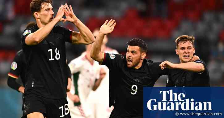 Erratic in attack, flailing at the back: can Germany find control amid chaos? | Nick Ames