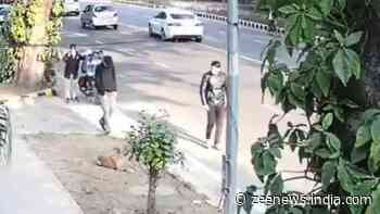 NIA releases video of 2 suspects in Delhi`s Israel embassy blast, announces Rs 10 lakh reward