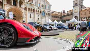 Al Motor Valley Fest 2021 c'è anche la Pagani Huayra Tricolore - Motor1 Italia