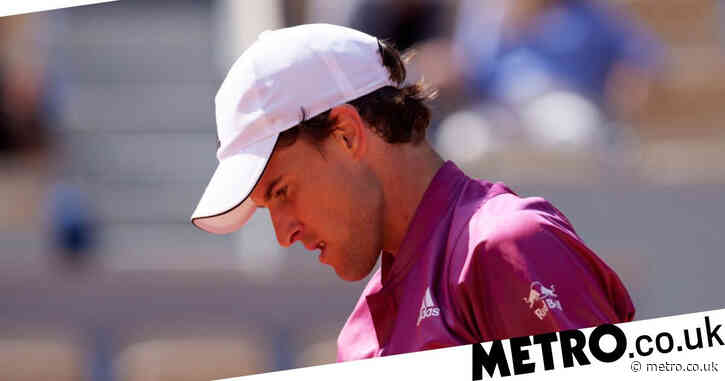 Dominic Thiem becomes latest star after Rafael Nadal and Naomi Osaka to withdraw from Wimbledon