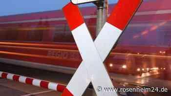 Bahn beantragt Planfeststellung für Filzenexpress-Elektrifizierung