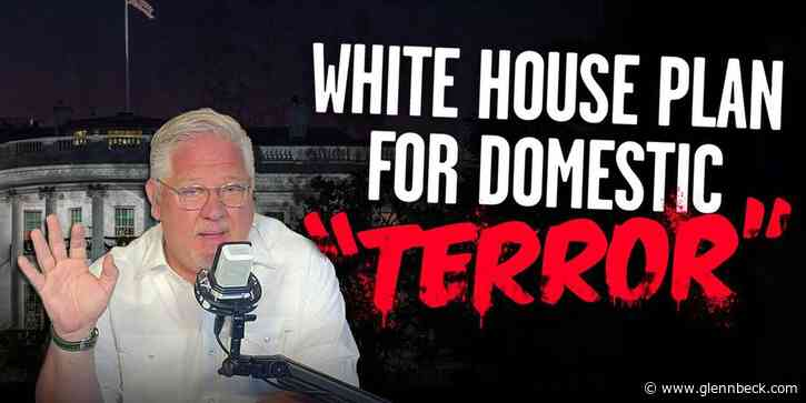 EXPOSED: White House publishes plan to combat domestic 'TERROR'