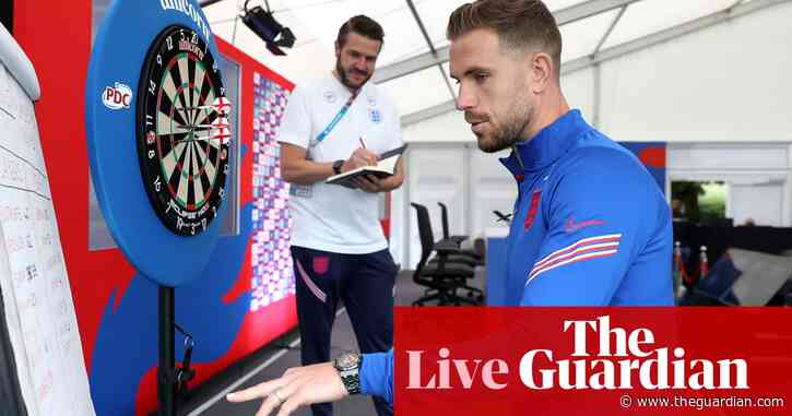 Euro 2020: England v Germany awaits at Wembley as last 16 is set – as it happened