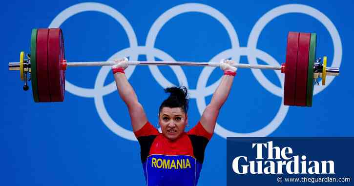 Romanian who doped won London 2012 silver after 'cover-up', report says