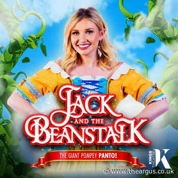 Love Island star joins Portsmouth's Christmas pantomime