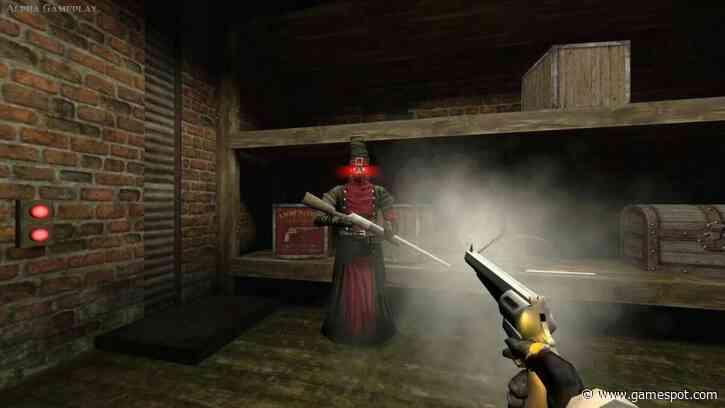 Gloomwood Developer Is Tired Of Explaining How The Game's Fancy Shotgun Works