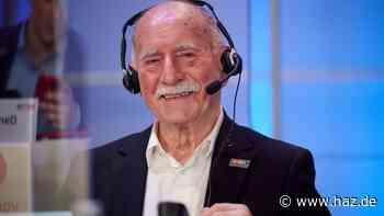 Langjähriger Sportreporter Werner Hansch: Anfeindungen gegen Claudia Neumann sind unerträglich