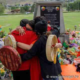 Opnieuw schok in Canada: 751 anonieme graven gevonden bij voormalig internaat voor inheemse kinderen