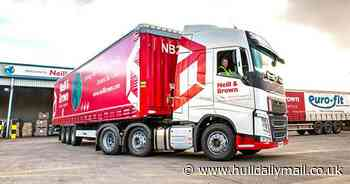Hull haulage boss calls Brexit the biggest headache of 40-year career