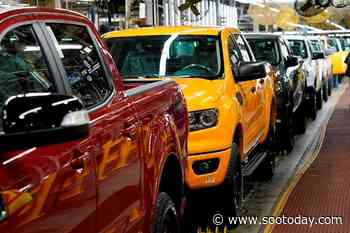 U.S. durable goods orders rise 2.3% in May - SooToday