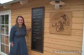 Wiedereröffnung auf dem Wildberg - Café aus der Asche - Neue Presse Coburg