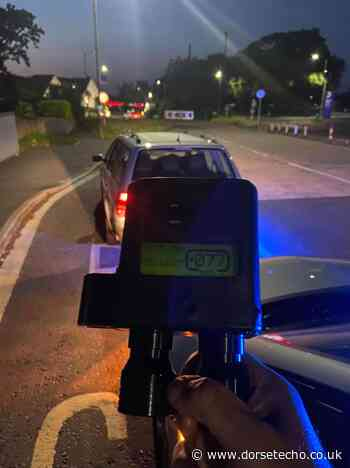 Driver arrested for speeding in Bournemouth - Dorset Echo