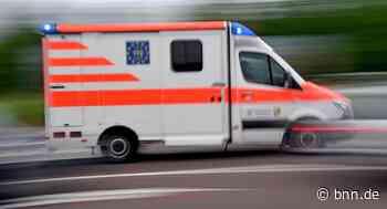 Nach Unfall in Rheinstetten: Krankenwagen bringt Verletzten zum Corona-Impftermin - BNN - Badische Neueste Nachrichten