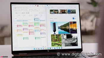 Microsoft demonstrates new docking, multitasking, and snap layouts in Windows 11