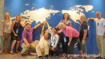 UN-endorsed CityU project on monitoring global estuaries
