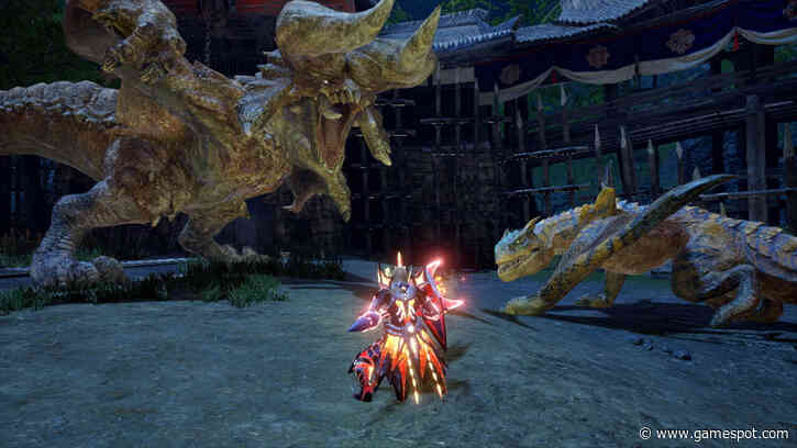 Monster Hunter Rise 3.1 Update Now Live, Adds New Event Quests, DLC, And More