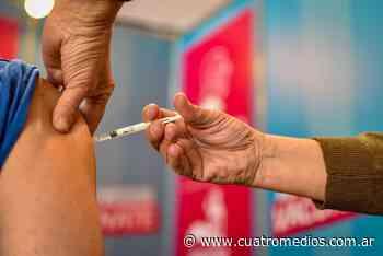 Quilmes: Mayra Mendoza anunció que el distrito superó las 200 mil personas vacunadas contra el coronavirus - Cuatro Medios