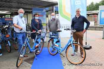 Blue-bike breidt uit naar Essen