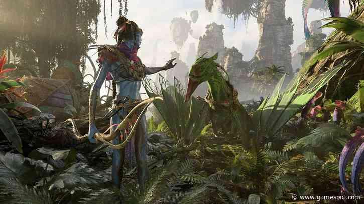 Avatar: Frontiers Of Pandora Looks Beautifully Alien In New Snowdrop Engine Tech Showcase