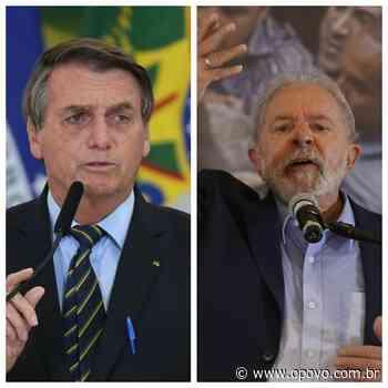 """Lula empata com Bolsonaro no Rio de Janeiro, """"quintal"""" do presidente - O POVO"""