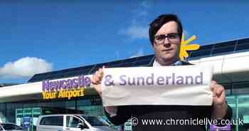 Sunderland Council backs proposals to rename Newcastle Airport