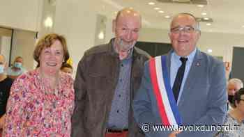 Linselles: un amour des plus précieux pour Éliane et Jean-Pierre Malric - La Voix du Nord