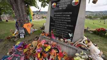 Mehr als 700 Gräber bei weiterer Schule für Indigene in Kanada gefunden