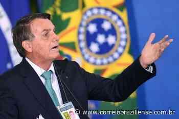 Ato contra Bolsonaro interdita principal via do centro do Rio de Janeiro - Correio Braziliense