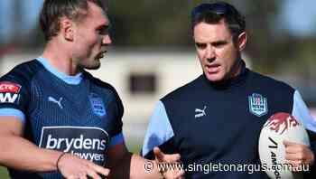 Crichton warns Queensland hitman Welch - The Singleton Argus