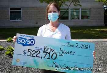 Thunder Bay 50/50: Final day to enter June's draw for over $430,000! - Net Newsledger