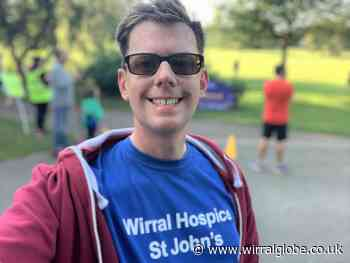 Wirral St John's Hospice consultant takes on London Marathon