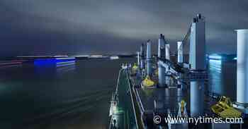 Can Massive Cargo Ships Use Wind to Go Green?