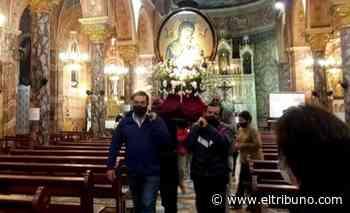El domingo, los salteños honrarán a la Virgen del Perpetuo Socorro - El Tribuno.com.ar