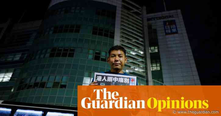 The Guardian view on Hong Kong's Apple Daily: gone but not forgotten | Editorial