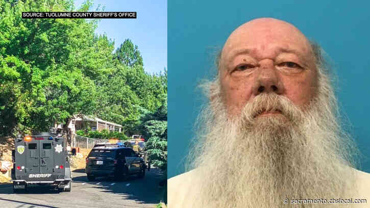 Deputies: Man Accused Of Shooting 'Many' Rounds At Ex At Sonora Mobile Home Park