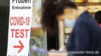 Coronavirus in Baden-Württemberg: Inzidenz sinkt weiter - Delta-Variante nimmt zu