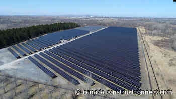 Hydro-Quebec launches first two solar plants - constructconnect.com - Daily Commercial News