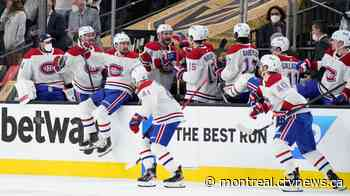Montreal Canadiens could advance to Stanley Cup final on Quebec's Fete nationale - CTV News Montreal