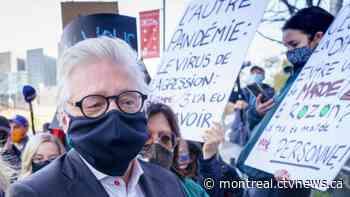 New lawsuit filed against Quebec impresario Gilbert Rozon over alleged sex assault - CTV News Montreal