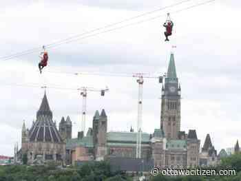 Crossing to Quebec the 'Interzip' way - Ottawa Citizen