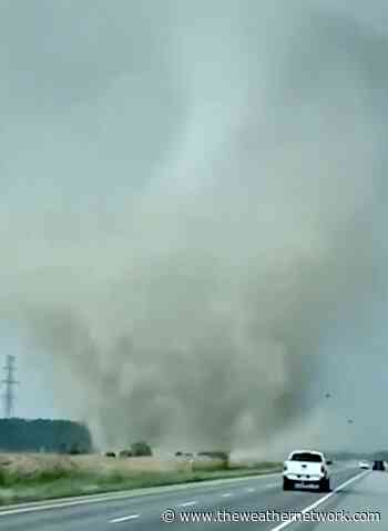 Dangerous storms produce deadly EF2 tornado in Quebec - The Weather Network US