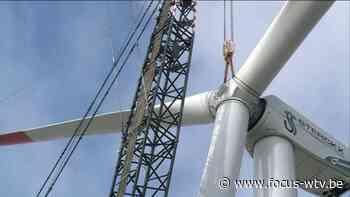 Nieuwe aanvraag voor windmolens stuit weer op verzet in Zuienkerke - Focus en WTV