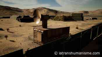 Le THOR de l'Air Force martèle des drones dans une nouvelle animation - Transhumanisme et intelligence artificielle