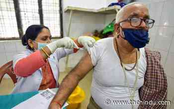 Coronavirus | U.P. leads in number of vaccine shots given on June 24, 2021 - The Hindu