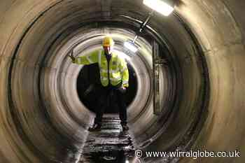 Kingsway Tunnel tour goes deep below the Mersey
