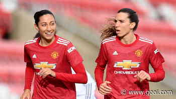 Manchester United confirm departure of USWNT stars Press and Heath