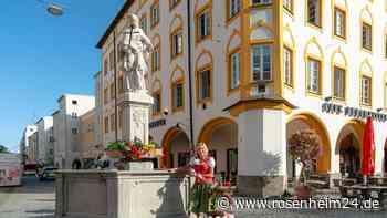 Der Liebe auf der Spur: Romantische Stadtführung in Rosenheim