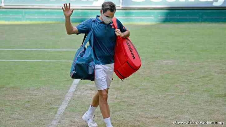 'I actually saw Roger Federer show it one time against...', says former No.1